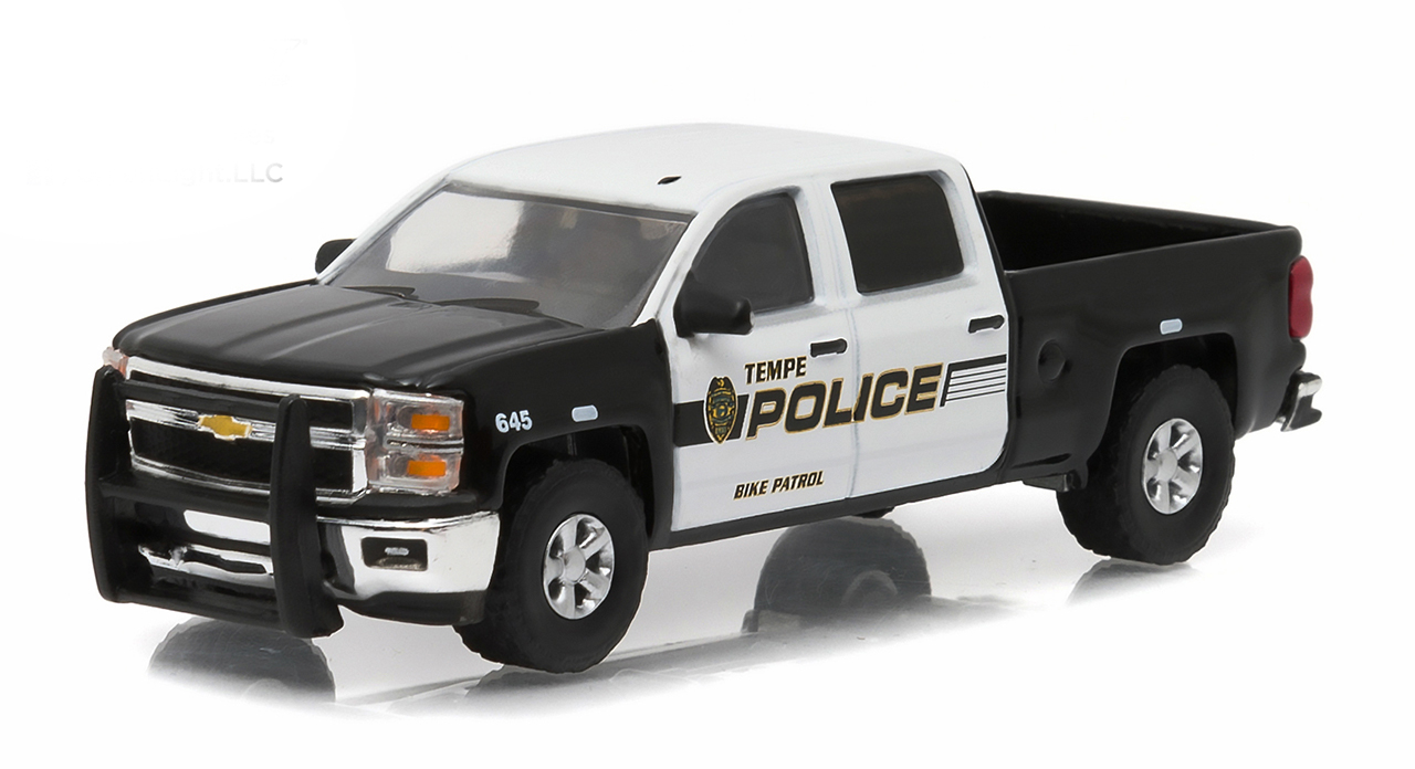 Greenlight Hot Pursuit 2015 Chevy Silverado Quot Tempe Police